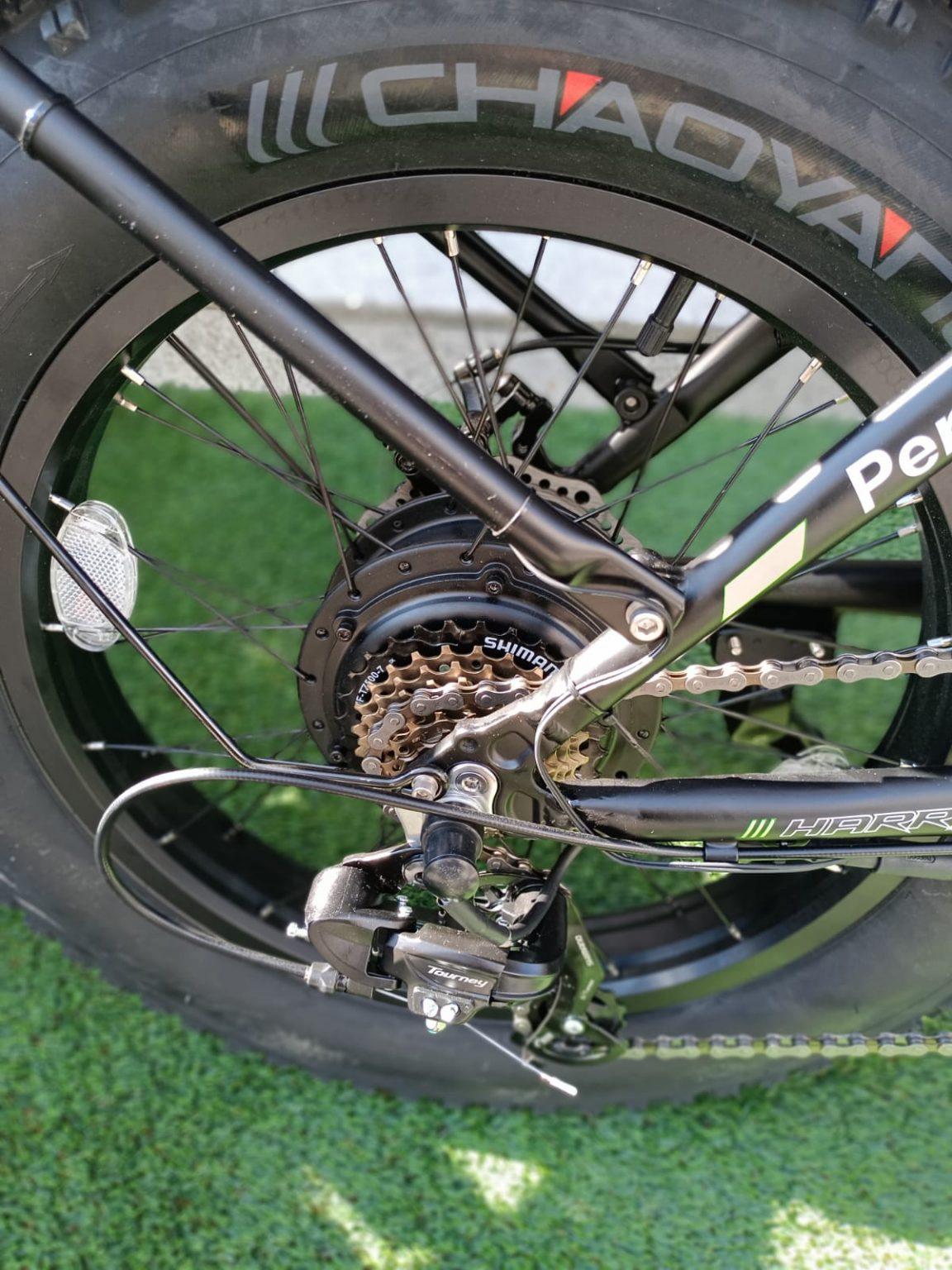 Bici elettrica HARRY'S - FRAMA SPORT